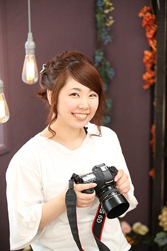 カメラマンうっちー