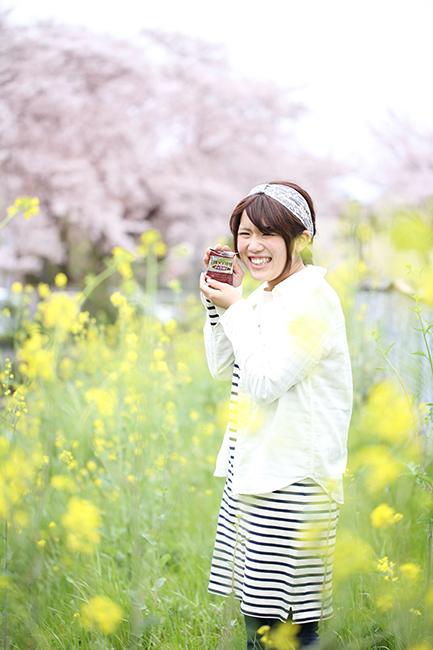 さいたま市の桜とハギハギ