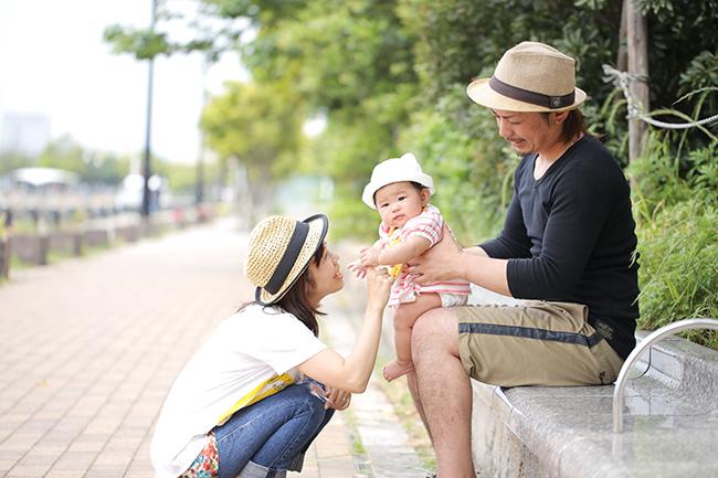 家族写真ロケーション撮影会