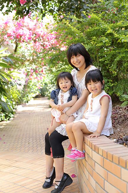 家族写真ロケーション撮影会4