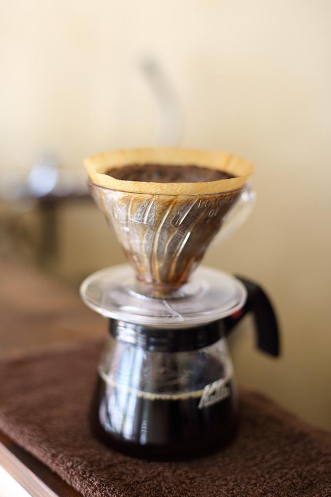 戸田市のまめしばコーヒー2
