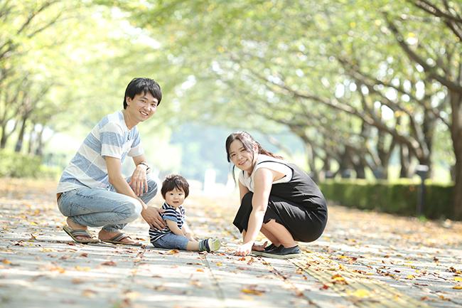 ロケーションフォト〜家族写真〜
