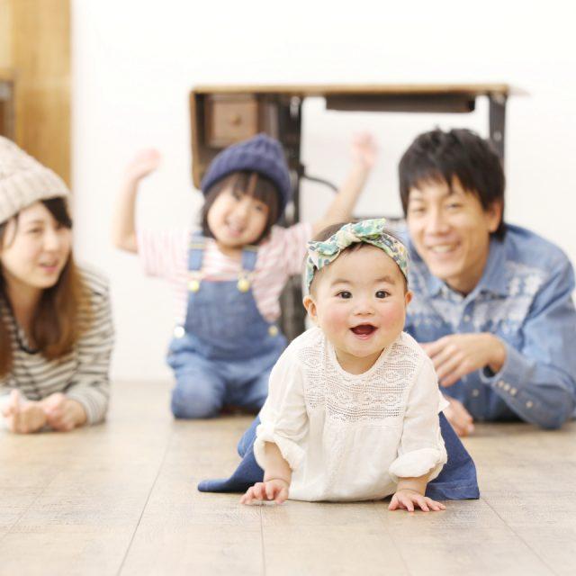 おしゃれ 家族写真