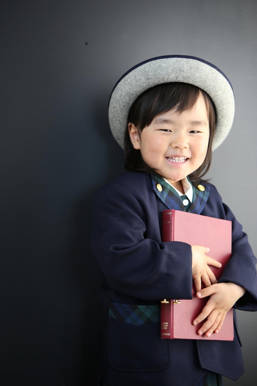 入学記念撮影〜さいたま市のフォトスタジオ〜